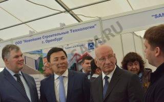 Участие в международном форуме-выставке «Казахстан-Россия»