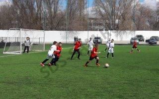 В Самаре стартовал 17-й детский футбольный турнир памяти сотрудников органов внутренних дел, погибших при исполнении служебного долга