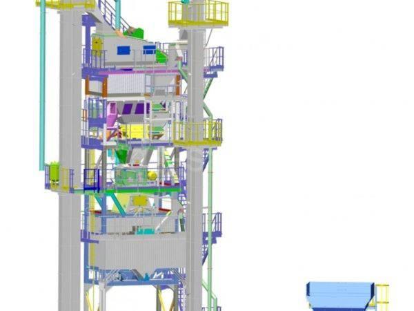 бетонный завод кредмаш 207