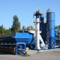 асфальтный завод ДС-168