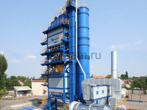 бетонный завод кредмаш 206