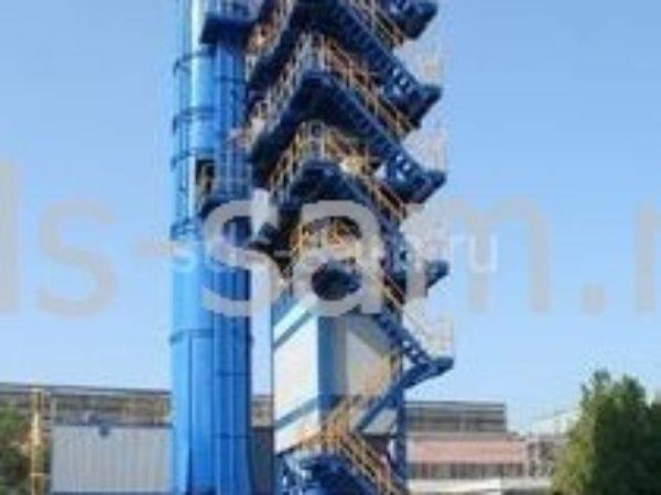 завод для производства асфальта