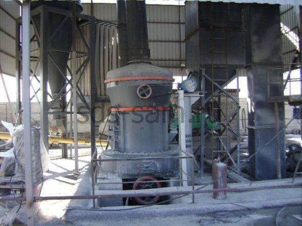 Линии производства минерального порошка