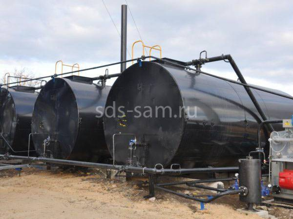 система очистки воздуха для бетонного завода