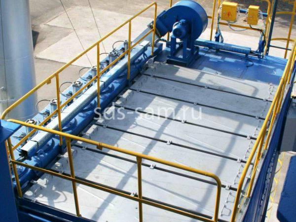 газоочистка для бетонного завода