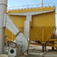 газоочистное оборудование для бетонного завода