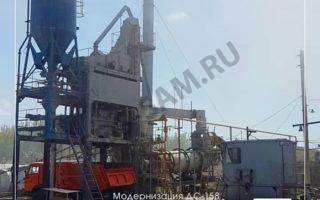 Модернизация ДС-158 в городе Солнцево