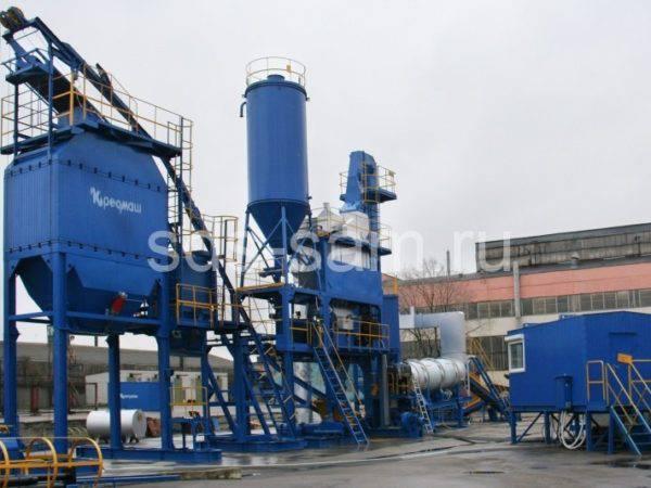бетонный завод кредмаш дс 185м